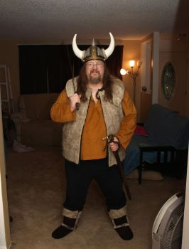 Viking Costume by ThePickle