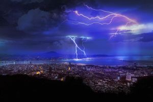 GOD IS ANGRY by SAMLIM