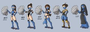 Kitanas by FBende