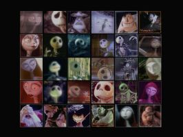 TNBC icons by AngelFromMyNightm-re