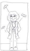 Little Eighth Doctor by StregattaPuponzi