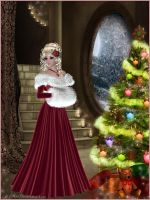 Christmas Elegance by MLR19