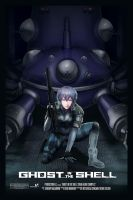 Ghost in the Shell by RedneckSamura1