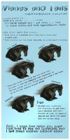 Mane Tutorial by equinewoods