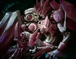Elita 1 and Arcee by Aiuke
