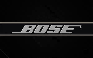 Bose Audio Wallpaper Pack by jSerlinArt