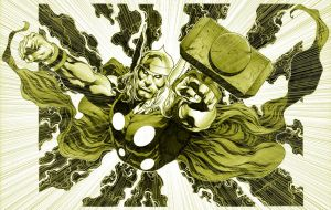 Thor by marcelomueller