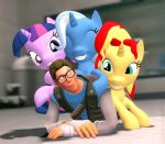 PONYPILE!!! by Blackbelt2297