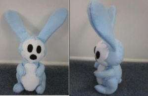 Bunny Child Plushie by Mosspath28