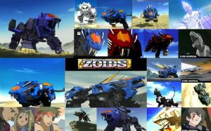 Zoids Tribute by Shrutugal by zoids-club