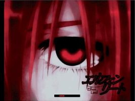 Elfen Lied 'Lucy Eye' by Nait0