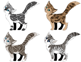 Feline Auction - Points or Paypal - OPEN by sassyheart-adopts