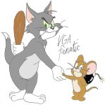 Tom and Jerry by VGAfanatic