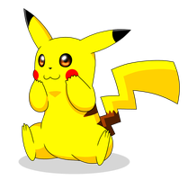Pikachu! by Spice5400