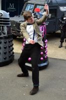 Doctor Who Air Guitar by masimage