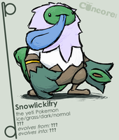 Snowlickifry by Concore