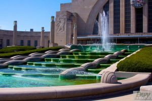 Union Terminal Fountain 03 by Envy-Graphix