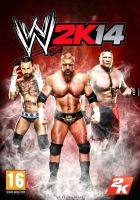 WWE 2K14 fan made cover poster by ultimate-savage