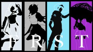 Frst Silhouette by NikiMuffin