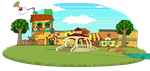 welcome to toontown central by maltedd