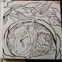 Tattoo Flash in need of love!  by IJoshLawson