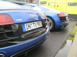 R8 Spa Francorchamps by MRTTQM