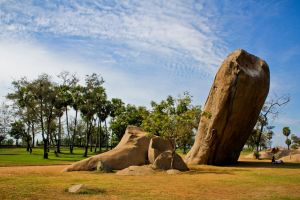 The Megalith by siddhartha19