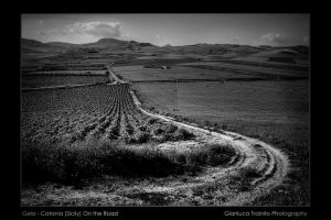 Sicily on the Road II by gltvisualart
