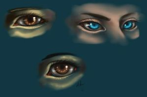 Eyes for Practice by annaoi