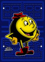 Pac-Man! by CreedStonegate