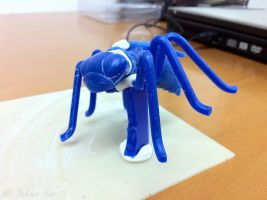 paper weight working progress1 by Jay-Sia