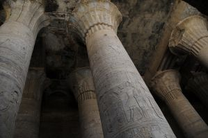 Horus Ceiling and Columns by AndySerrano