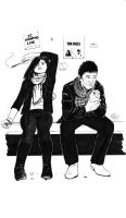 The Kills by pointsforeffort