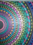 Spiral Matrix Of Colors by AlmightyPineapple