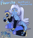 fluorite fusion by summermon