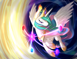 Sister Fight by aymint