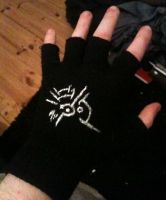 Dishonored Glove by Xaphriel
