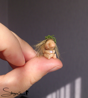 Another Mini Troll (WIP) by ShirleysStudio