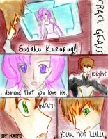 Crack Geass: Battle at Kyushu by KDElive