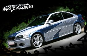 NFS Most Wanted Street Racer by NizzleVB
