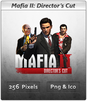Mafia II Directors Cut - Icon by Crussong