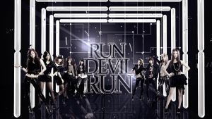 SNSD - Run Devil Run Wallpaper by UberzErO