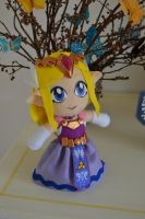 Zelda : Spirit Tracks Version Plush by Liis-Plush