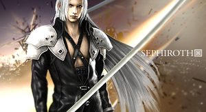 Sephiroth Tag by Blekwave