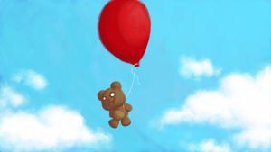 Balloon-Bear by RobinoDX