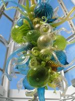 Chihuly Blue and Green by Jyl22075