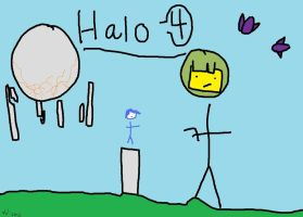 HALO 4 by Infantry8888