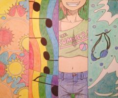 Contest Entry: It's Summertime! by smileymaste