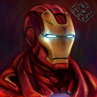 Iron Man by PepperSan