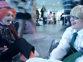 MCM Expo 2011- OH MY GOD :D by Hatters-Workshop